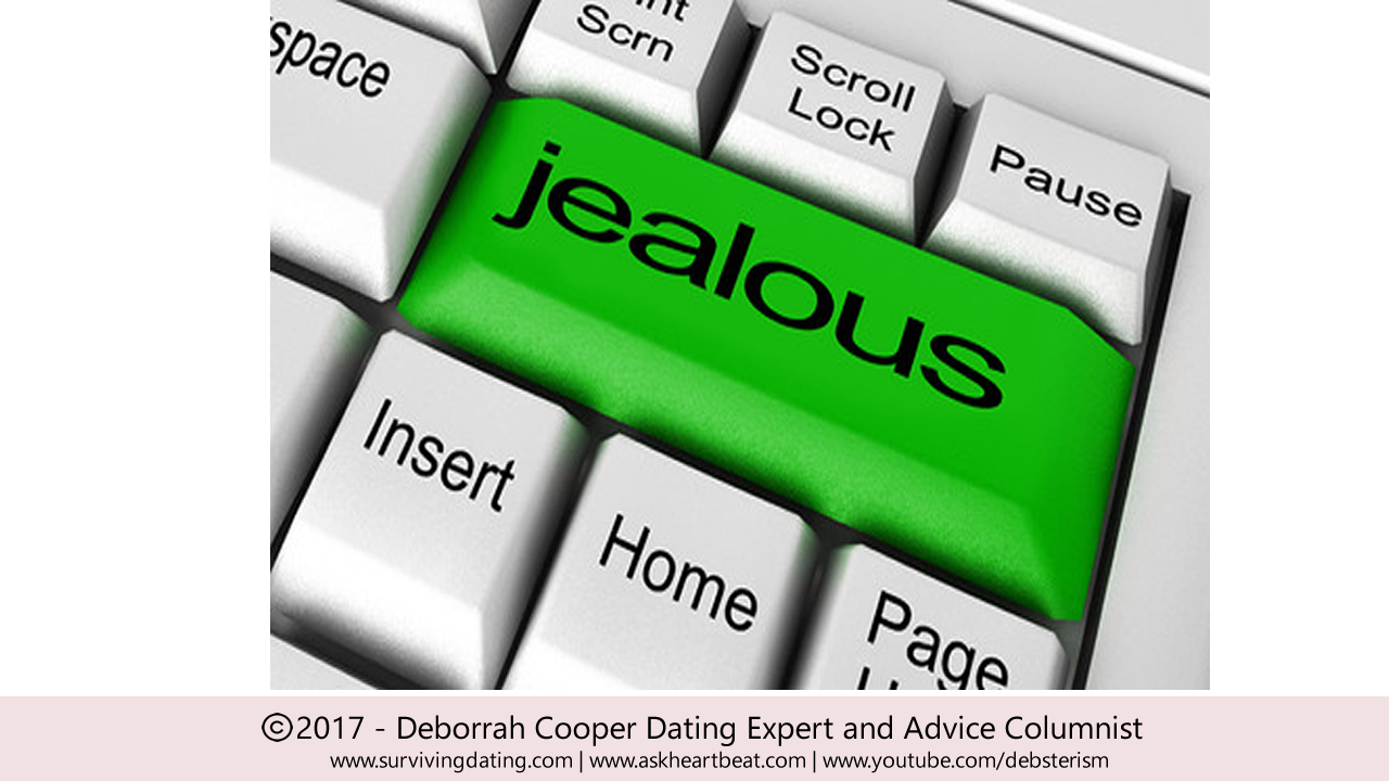 How to stop jealous of a guy or girl - practical advice