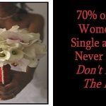 The 70% of Black Women Are Single Lie Exposed