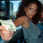 black men avoid women with more money than they have