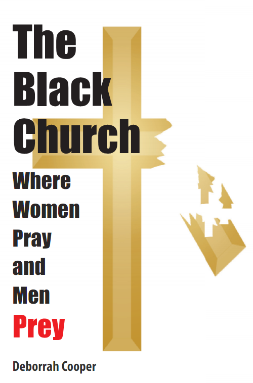 Deborrah Cooper author of new book about black church and dating