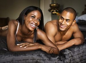 black couple commitment phobic man