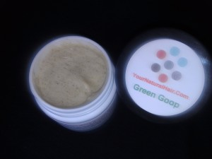 Green Goop Hair Growth Butter