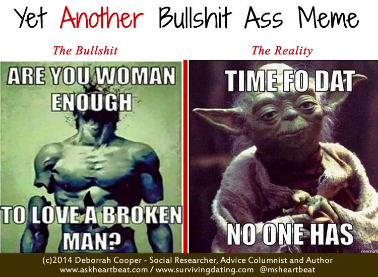 memes about black women Woman Enough with Yoda