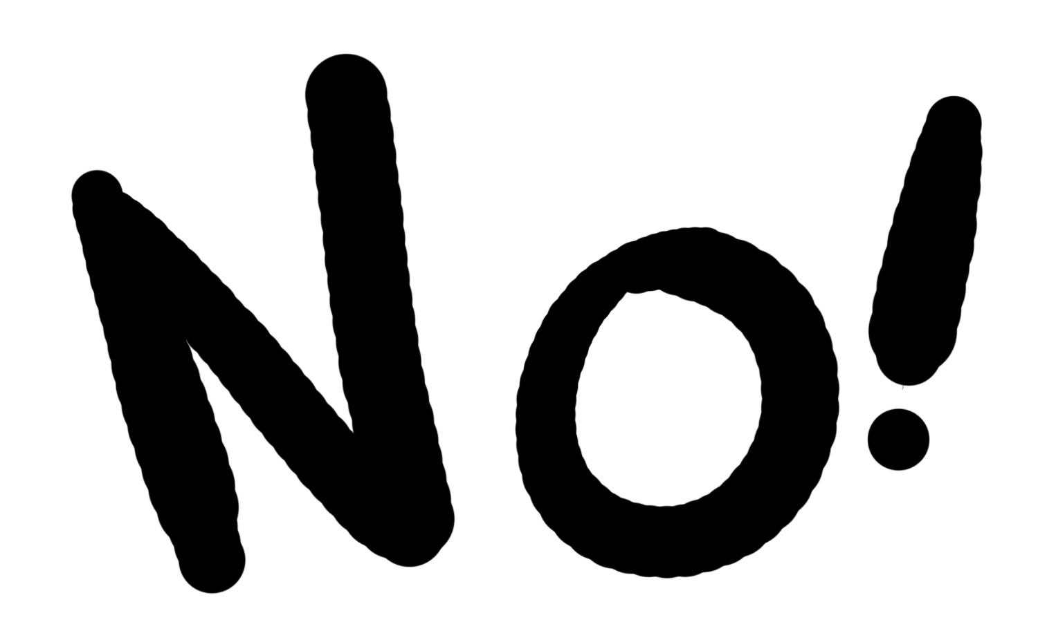 "Why Men and Women Struggle With the Word ""NO!"""