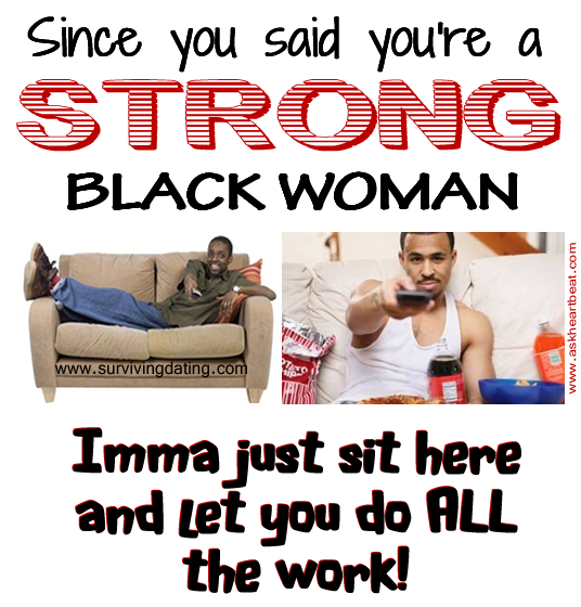 Dating a black girl meme