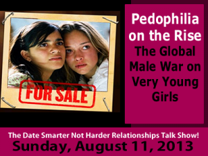 Pedophiles - Waging a Global War on Very Young Girls