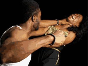 the law of attraction and domestic violence against black women