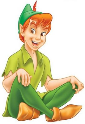 Peter Pan Syndrome and Single black men