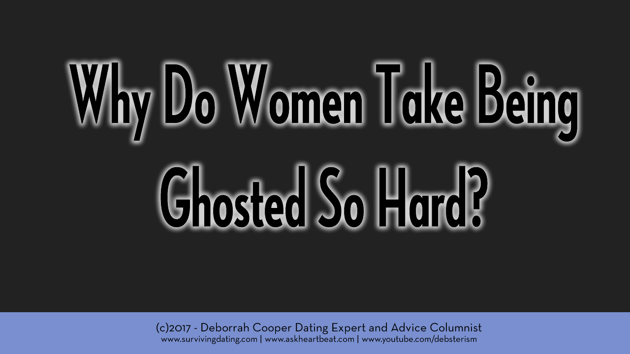 Ghosting after dating for 2 6