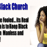 The Black Church: How Black Churches Keep African American Women Single and Lonely