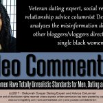 single black women unrealistic expectations in dating relationships and husbands